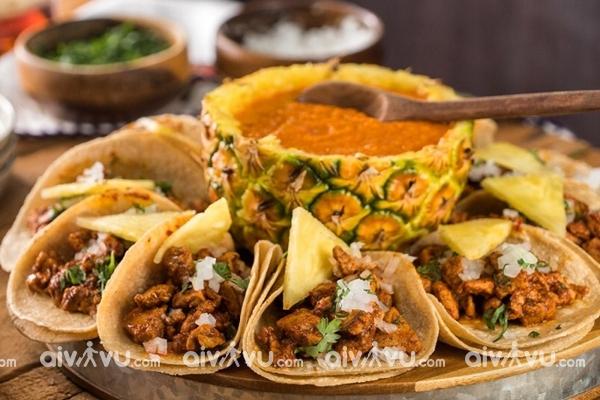 Các địa điểm thưởng thức ẩm thực Mexico siêu ngon